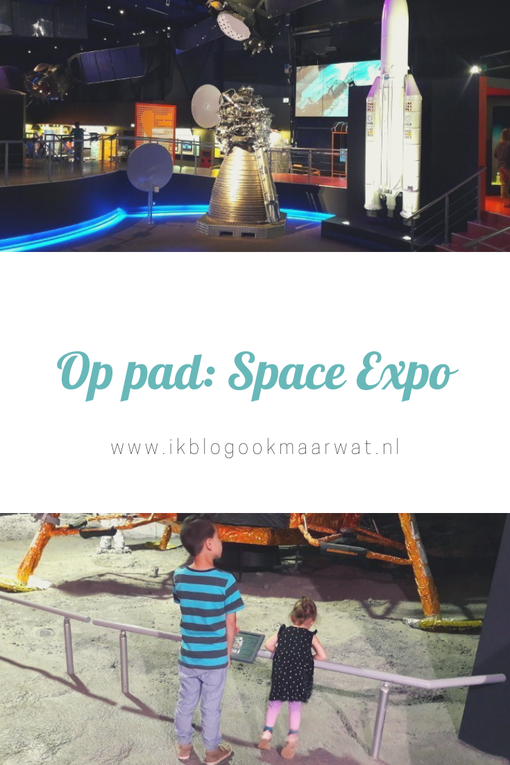 Op pad: Space Expo